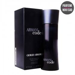 ARMANI CODE EDT 75ml