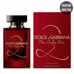 D&G THE ONLY ONE 2 EDP 100ml