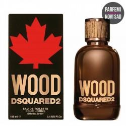 DSQUARED WOOD POUR HOMME...