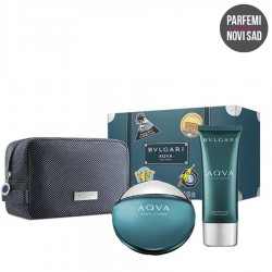 BVLGARI AQVA EDT 100ml +...