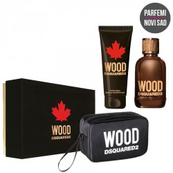 DSQUARED2 WOOD EDT 100ml +...
